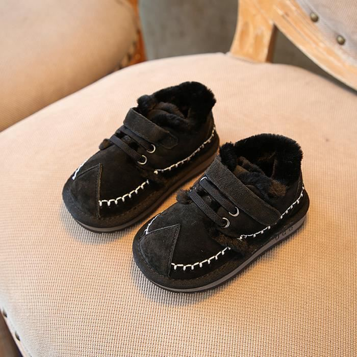 7642131e59d65 Baskets Enfants Chaussures Bottes Bébé Garçon filles Chaussures de sport