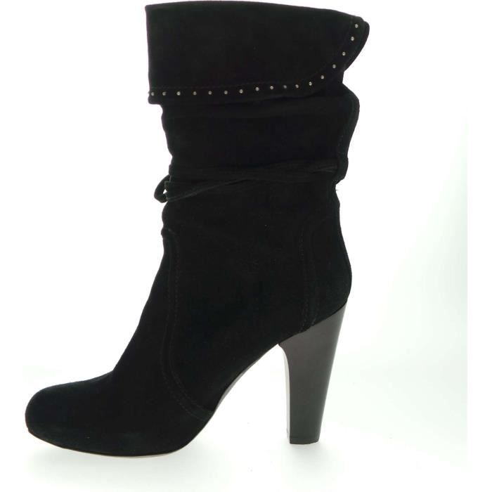 Jeannot Ankle Boots Femme Black h8rSY