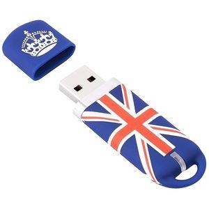 KEYOUEST Clé USB UK - 16 Go