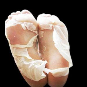 SOIN MAINS ET PIEDS 1 pc exfoliant pied masque pour jambes pédicure ch