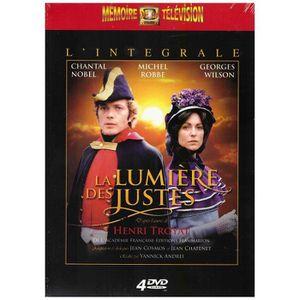 DVD SÉRIE La lumière des justes - Coffret Integrale (DVD)
