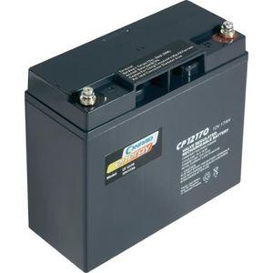 BATTERIE DOMOTIQUE Batterie plomb 12 V 17 Ah Conrad energy