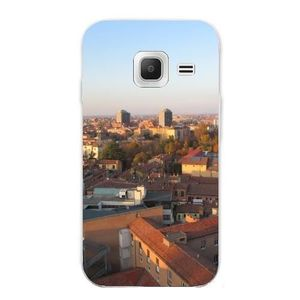 COQUE - BUMPER Coque Silicone pour Samsung Galaxy J1 Mini (SM-J10
