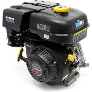 MOTEUR COMPLET LIFAN 177 Moteur essence 6.6kW (9CV) 4-temps 25.4m