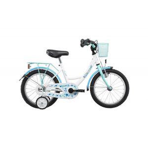 VÉLO ENFANT Vermont Girly - Vélo enfant 16 pouces - bleu