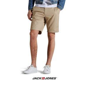 SHORT Short Jack and Jones Graham Mid white beige pepper 1889ef876f92