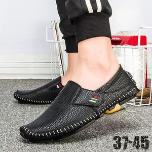 MOCASSIN Driving Mocassins simples Design Chaussures de spo