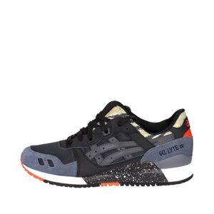 Asics H715N..9097 Sneakers Homme Noir 40 Fpin5