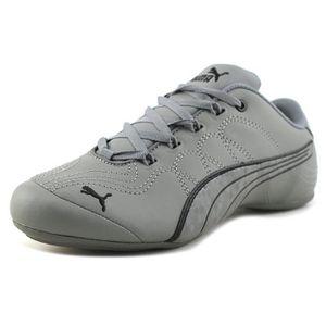 7fc1eccae62c37 reduced puma womens soleil v2 suede patent sneaker d135f 9f4bd  new style  basket puma soleil v2 comfort fun cuir baskets ea635 7e0b5