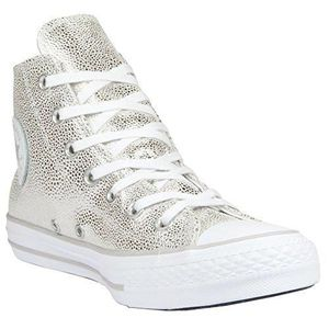 BASKET Converse Chuck Taylor All Star Stingray Metallic S