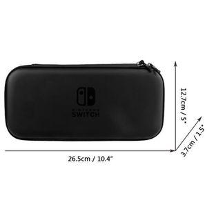 PACK ACCESSOIRE Pour Nintendo Switch Hard Shell Housse de transpor