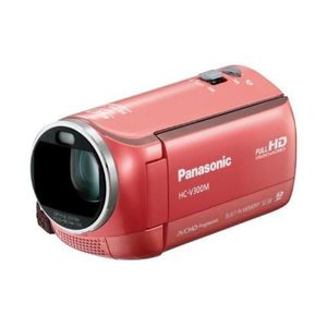 CAMÉSCOPE NUMÉRIQUE Panasonic haute définition caméra vidéo numérique