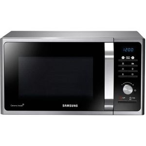 MICRO-ONDES SAMSUNG MS23F301TAS MICRO-ONDES 23 L ARGENT
