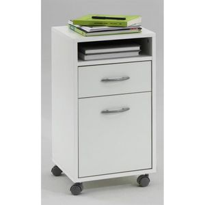 meuble pour imprimante achat vente meuble pour imprimante pas cher cdiscount. Black Bedroom Furniture Sets. Home Design Ideas