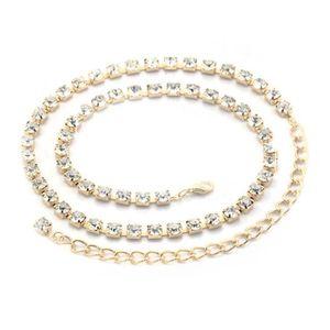0a8a1376cd158 CHAINE DE TAILLE - CHAINE D EPAULE 1 chaîne Diamante   Diamant Dames Chaîne  de