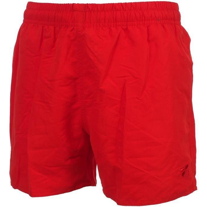 CBK Short de bain homme - Rouge