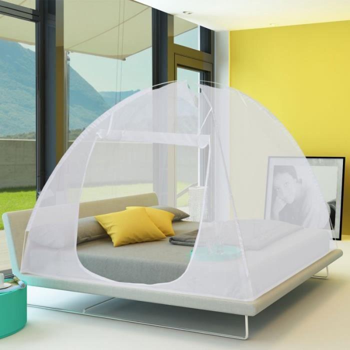 moustiquaire d me pop up grandes dimensions 195x180 cm. Black Bedroom Furniture Sets. Home Design Ideas