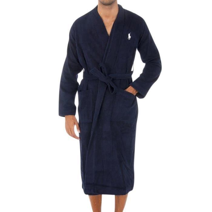 Longue Achat Polo Bleu Robe Kimono Homme Ralph Lauren BWppwqHZv