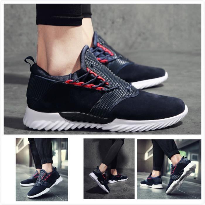 chaussures Extérieur chaussures Hommes de Chaussure respirant casual sports pour chaussures nouvelles hommes course Basket 2018 zf6qSZO