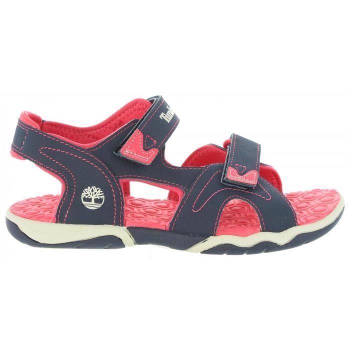 Sandales pour Garçon et Fille et Femme TIMBERLAND A1JW5 ADVENTURE BLACK IRIS K7Aq10s8V