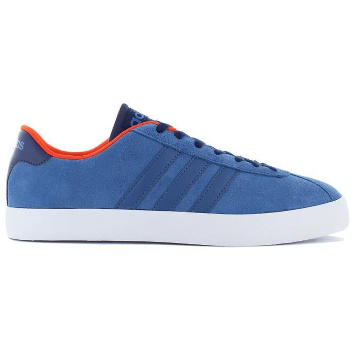 Adidas Homme Bleu – Adidas Baskets Adidas Court Vulc Bleu Homme Bleu