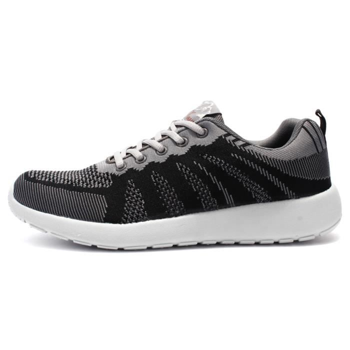 Hommes chaussures de course chaussures maille s... URFZEW353b