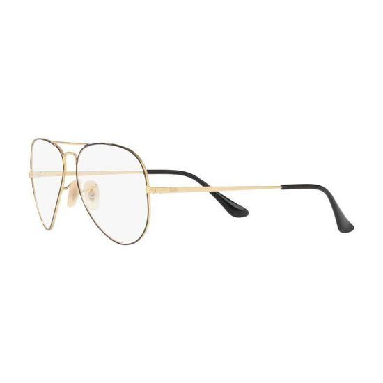 8bc2fc18c6a Lunettes de vue Ray Ban RX-6489 -2946 - Achat   Vente lunettes de vue  Lunettes de vue Ray Ban Homme Adulte - Cdiscoun