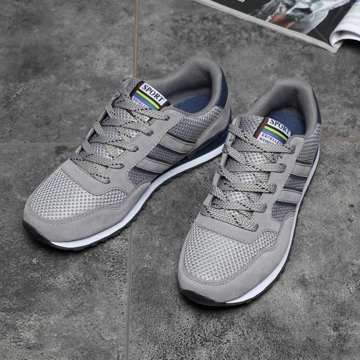 Basket Chaussures de sport décontractées pour hommes chaussures de course eeAoU