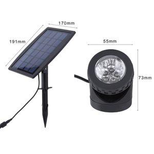 Projecteur led couleur exterieur solaire achat vente projecteur led couleur exterieur - Projecteur solaire exterieur ...