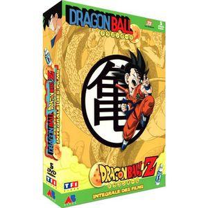 DVD MANGA DVD Coffret Dragon Ball, Dragon Ball Z, vol. 1 ...