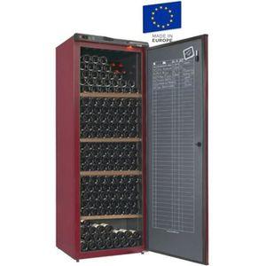 CLIMADIFF CV295 - Cave ? vin de vieillissement - 294 bouteilles - Pose libre - Classe A - L 70 x H 183 cm