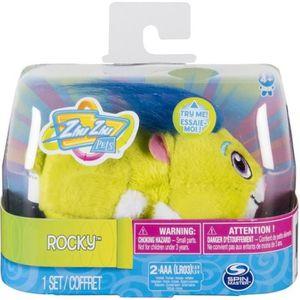 ZHU ZHU PETS Hamster Intéractif ROCKY