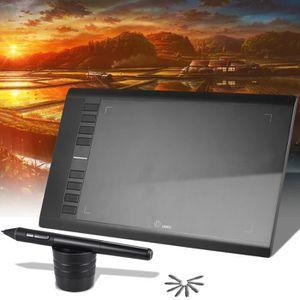 TABLETTE GRAPHIQUE UGEE M708 Tablette Numérique Tablette Graphique Ta