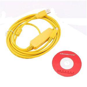 CÂBLE - FIL - GAINE USB-SC09-FX PLC Programmation Câble Mise à Jour Po