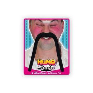 MASQUE - DÉCOR VISAGE Deguisement Moustache Chinois adhesive