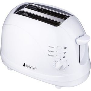 GRILLE-PAIN - TOASTER BLACK PEAR BGP 105 Grille-pain 700W