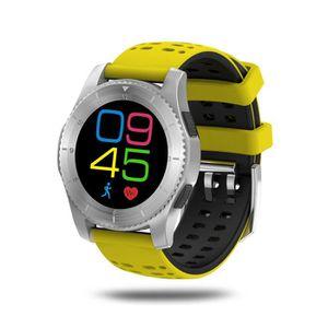 MONTRE CONNECTÉE Bluetooth Smart Watch Sport Montre-Bracelet 1.3 Po