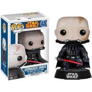 FIGURINE - PERSONNAGE Figurine Funko Pop! Star Wars: Dark Vador sans mas