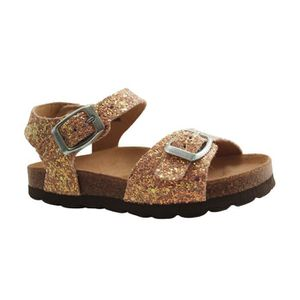 SANDALE - NU-PIEDS REQINS-OASIS GLITTER BOREAL-SANDALE  CHARLES IX-RO