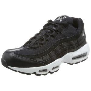 air max 95 gris noir