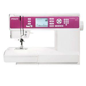 MACHINE À COUDRE Machine à coudre Pfaff Ambition 1.0 - Garantie 5 a