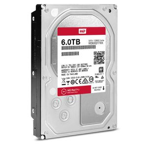 DISQUE DUR INTERNE WD Red Pro 4 To SATA 6Gb-s - Disque Dur 3,5' 4 To