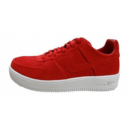 watch 8c134 be77b Nike Air Force 1 Ultraforce, Chaussures de sport pour hommes O3MJH Rouge  Rouge - Achat  Vente basket - Cdiscount