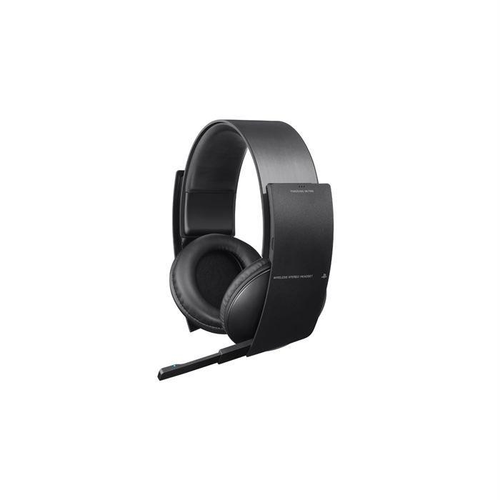 Casque Stereo Sans Fil Sony Ps3 Ps4 Achat Vente Casque Avec