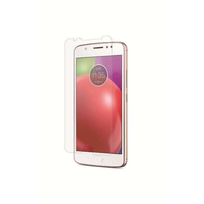 MADEFORMOTO Protection en verre trempée - Motorola E4