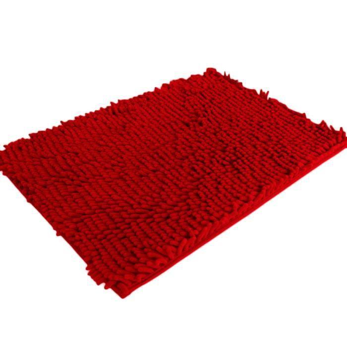montawa soft shaggy non drapant bain tapis douche tapis salle de bain moquette rouge yxp50902646rd_1000 - Tapis Salle De Bain