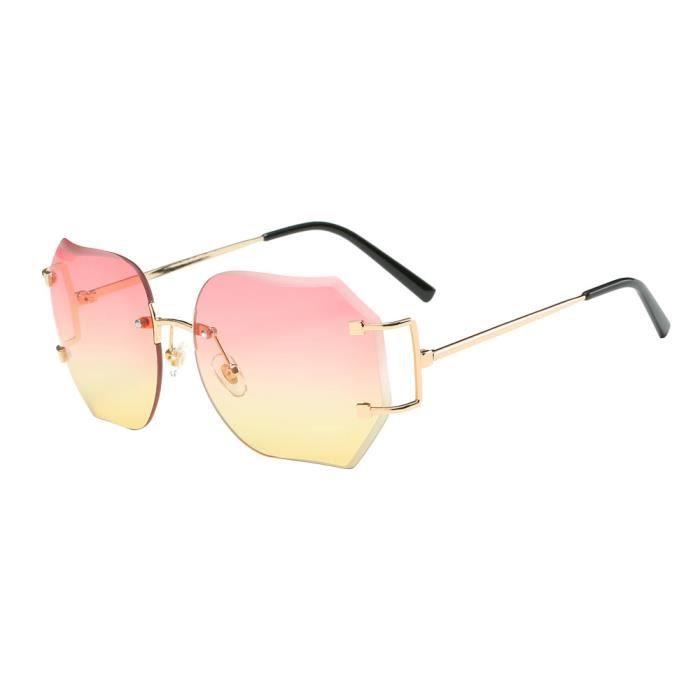 Hommes lunettes An dégradé Summer de couleur Avi jaune place 1223Femmes de Vintage unisexe mode Retro BB5wxaqf