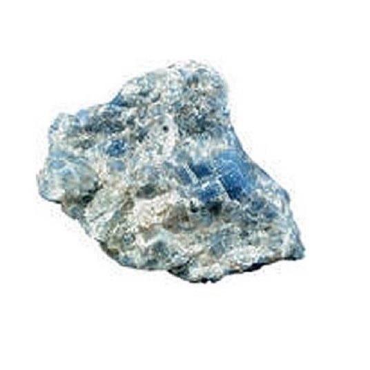 Calcite Bleue Mexique - Pierre brute (200 grs)