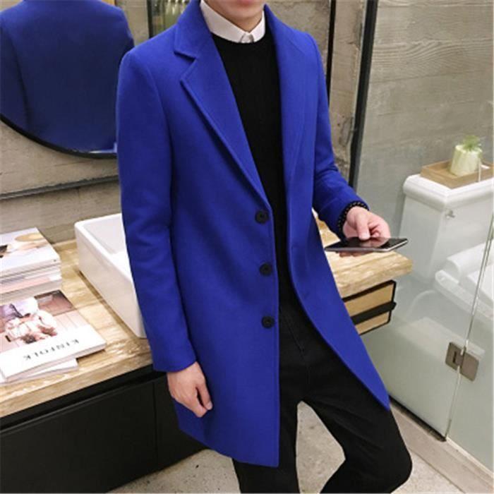 Britannique Plusieurs Style Couleurs Hiver Costume Long 2018 Homme ZAxYgqX