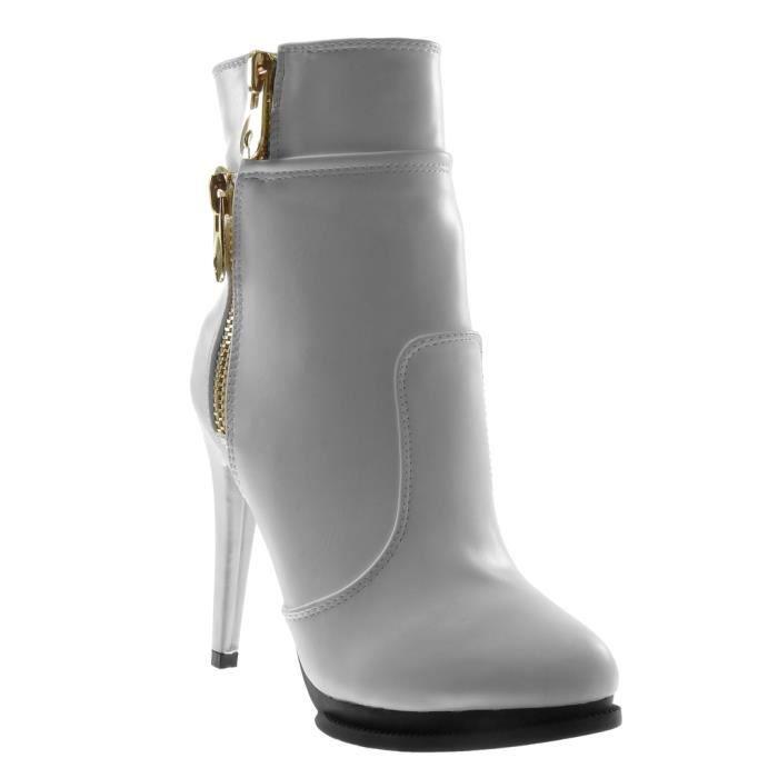 Chaussures femme bottillons modèle Alpe 3504110524660_77582 smZ6O